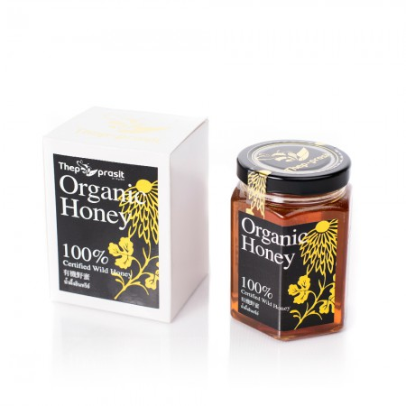 Ogranic honey (Snakeroot) 300g