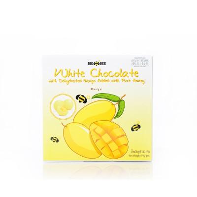 White Chocolate With Honey (Mango)