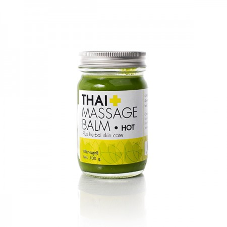 Massage Balm (Hot) -Green
