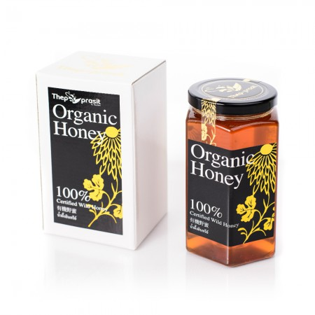 Ogranic honey (Snakeroot) 600g